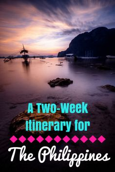 A Two-Week Itinerary for The Philippines