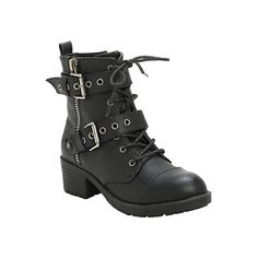 T.U.K. Original Footwear Anarchic Vegan Combat Boot (Women's) uTcDK1q