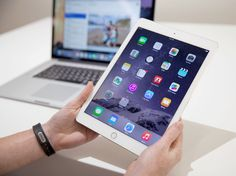 15 Essential Apps to Install on Your New iPad: Flipboard; Digg; iA Weather; Yahoo Weather; PCalc; Paper; Monument Valley; Asphalt 8; Spotify; Overcast; Auxy; Spark; Magisto; Catalog Spree; Pinterest; Details.