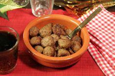 Världens godaste köttbullar till julbordet. Testa du också!