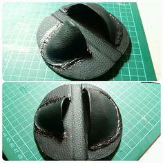 Mouthplate design.