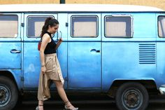 Spring Summer Outfits + Fashion Blogger Style Ideas + Skirt Outfit Ideas