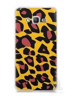 Capa Samsung Gran Prime Estampa Onça #2 - SmartCases - Acessórios para celulares e tablets :)