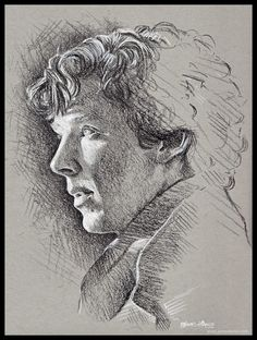 """""""I'm not a psychopath, Anderson. I'm a high-functioning sociopath."""" Another 'Sherlock' doodle - Just finished the second season, gaaaah! Full on, liquidized gaaah! High Functioning Sociopath, 221b Baker Street, Arthur Conan Doyle, Psychopath, Screenwriting, Sherlock Holmes, Detective, Fan Art, Nerdy Things"""