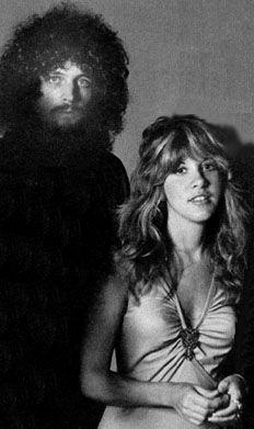 Stevie Nicks - loving the deep V with a decoration