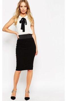 falda tubo - Buscar con Google: