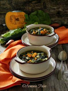 Armonia Paleo: Zuppa di Lattuga