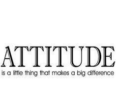 Attitude - its a little thing that makes a BIG difference. #attitude #quotes  http://www.mindmovies.com/?16059