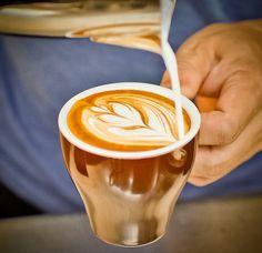 Cappuccino - Cognoscenti Coffee ~ Eagle Rock, California ~ (by R. E. ~)