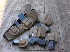 Oh yeah about to start making kydex holsters just waiting on a couple things!