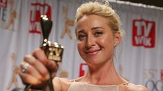 Asher Keddie is Australia's favourite television personality, taking home the Gold Logie at this year's night of nights for Aussie TV.