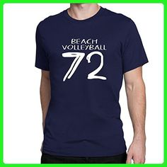 Site Athletics Beach Volleyball 72 retro T-Shirt - Retro shirts (*Amazon Partner-Link)