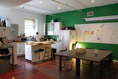 Noom Startup Office