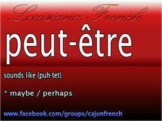 French Words Quotes, French Phrases, Cajun French, French Creole, New Orleans Art, New Orleans Mardi Gras, French Language Lessons, French Lessons, Rajun Cajun