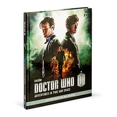 Doctor Who RPG Limited Edition Core Rules   ThinkGeek