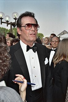 James Garner (born James Scott Bumgarner;[1] April 7, 1928 – July 19, 2014) was an American actor. He starred in several television series over more than five decades, including such popular roles as Bret Maverick in the 1950s western comedy series Maverick and Jim Rockford in the 1970s detective drama series The Rockford Files.