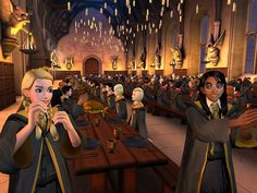 'Hogwarts Mystery' Is Somehow the First Harry Potter Game All About You