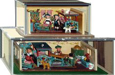 www.tortula.de - 100 Jahre Kuhn - 100 Jahre Original Oberbayerische Heimatkunst - Zauberhafte Kuhn-Stuben (1-3)