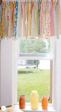 8 no sew curtain projects tutorial included