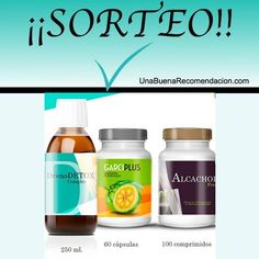 Sorteo Pack Detox Total Convenience Store, Jr, Pills, Pageants, Prize Draw, Convinience Store