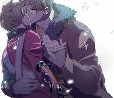Usuk + Anime And Love