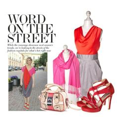 Color blocking, wzorcownia-online.pl