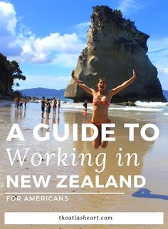 A Guide to Working in New Zealand for Americans Work In New Zealand, Moving To New Zealand, New Zealand Travel Guide, Living In New Zealand, New Zealand Work Visa, Working Holiday Visa, Working Holidays, New Zealand Adventure, New Zealand Holidays