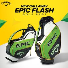Time to invest in a new bag?😉Check out the NEW golf bags from Callaway Golf⚡️. Staff, Cart & Stand Bag options available in stock😎. Get yours now from eGolf Megastore. Callaway Golf, Golf Shop, Golf Stores, Golf Card Game, Dubai Golf, Golf Tips Driving, Golf Magazine, Used Golf Clubs