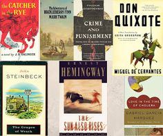 500 Books: I Don't Get It: 7 Classics That Leave Me Cold