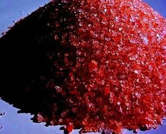 Red Salt can be used in Spell work that involves, Love, Romance, Passion, Sex drive, Lust for life. Used in Spell work with Black Salt, can return a Spell to sender.  Place around the bed, can spice up your sex life. carry in a sachet, it will help keep love strong. How to make~ In a Mortar and Pestle, blend together Sea Salt, and Paprika or Cayenne Pepper, and red food coloring if you choose. Place intent energies into the blend, of what it is you will be using the Salt for.