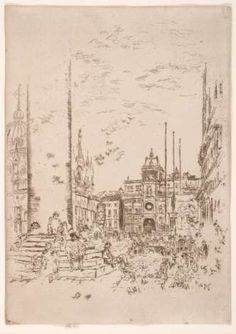 Art History News: An American in Venice: James McNeill Whistler and His Legacy