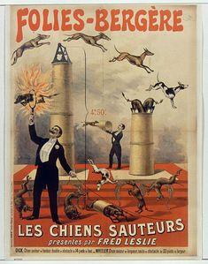 Folies-Bergère foi uma das maiores atrações francesas do século XIX. Inaugurada em maio de 1869, com números musicais e shows de variedades e entretenimento, o local tornou-se um dos mais renomados cabarés da cidade de Paris com encenações populares. Durante os primeiros anos apresentou operetas e pantomímicas. Em seguida, acrescentou comédias musicais e esquetes de (...)