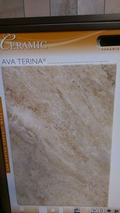 Mohawk Ceramic Ava Terina - Tile for second shower?
