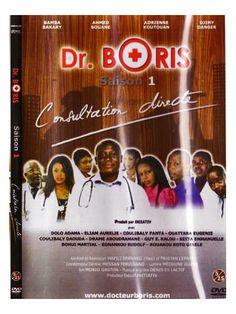 """Dr Boris Saison 1 """"Consultation directe"""" est une série originale et divertissante qui dépeint les tares de la société Africaine. Traversé d'un puissant souffle d'humour et de gaieté, Dr Boris jeune medecin exerçant dans une clinique à Abidjan mène une vie trépidante. C'est donc sur un ton direct sans langue de bois, audacieux mais jamais vulgaire que notre téléfilm décrit son univers, sa famille, ses amis et ses patients."""