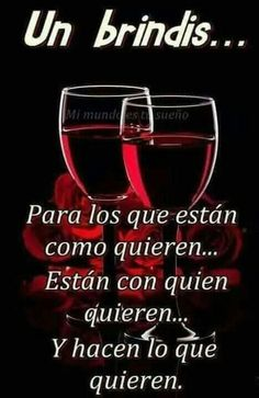 Spanish Inspirational Quotes, Spanish Quotes, Motivational Quotes, Happy Birthday Posters, Funny Texts, Karma, Life Lessons, Red Wine, Quotations