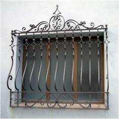 Window Grill Design Modern, Grill Door Design, Iron Windows, Iron Doors, Metal Wall Decor, Metal Wall Art, Iron Window Grill, House Outer Design, Roman Clock