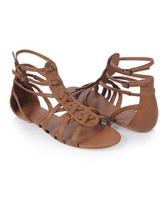 Gladiator sandals, not sure these are good for my feet but I really REALLY love them.