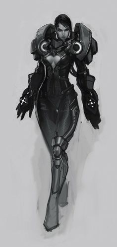 Female Juggernaut Concept                                                                                                                                                                                 もっと見る