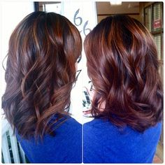 Fall hair color