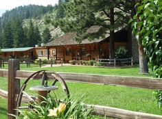 North Fork Ranch & Fishing Lodge, Shawnee, CO