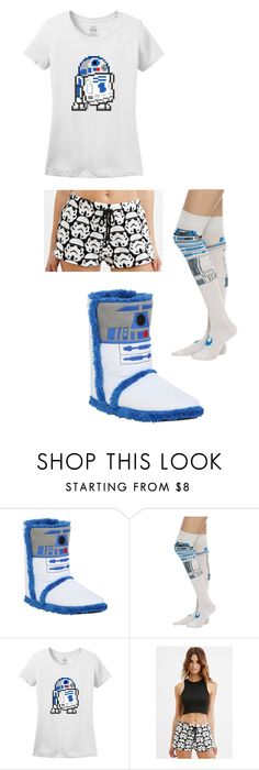 """Untitled #138"" by vic-valdez on Polyvore featuring R2 and Forever 21"
