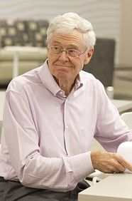 Charles Koch, Net Worth 31 B,  Source of Wealth: diversified