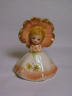 Vintage Josef Originals porcelain figurine by BrilbunnySelections
