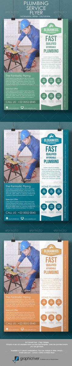 Plumbing+Service+Flyer