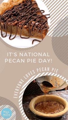 Get your #PecanPie today! Butter Pecan, Pie, Photo And Video, Breakfast, Instagram, Food, Torte, Morning Coffee, Cake