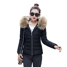 MUQGEW High Quality Fashion Solid Women Casual Thicker Winter Slim Down Jacket Coat Overcoat manteau femme hiver abrigos mujer Cute Winter Coats, Winter Coats Women, Coats For Women, Jackets For Women, Classy Winter Outfits, Winter Outfits For School, Winter Outfits Women, Casual Winter, Ladies Short Coat
