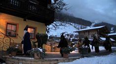 St. Nikolaus und Krampus