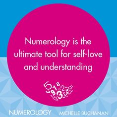 Everything in the universe has an energy vibration – and numbers are no different. In fact, in Numerology Numerology Numbers, Understanding Yourself, Your Life, Self Love, Meant To Be, Improve Yourself, Knowledge, Facts, Lettering