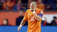 Wesley Sneijder retires from international football with Netherlands