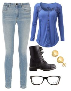 """""""Untitled #18"""" by devynbarton on Polyvore featuring Alexander Wang, Charlotte Russe, Ray-Ban and Sevil Designs"""